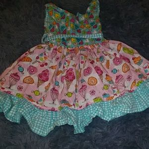 Jelly the Pig dress